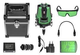 <b>Построитель лазерных плоскостей ADA</b> 3D Liner 2V Green А00532