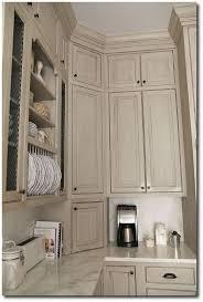 Painted Glazed Kitchen Cabinets Best 25 Chalk Paint Kitchen Cabinets Ideas On Pinterest Chalk