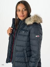 <b>Куртка TOMMY JEANS</b> 8629660 в интернет-магазине Wildberries.ru