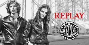 <b>REPLAY</b> | C&F