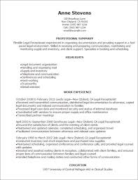 administrative resume templates to impress any employer   livecareeredit