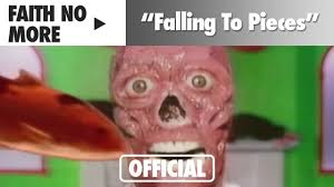 <b>Faith No More</b> - Falling to Pieces (Official Music Video) - YouTube