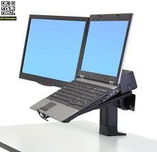 <b>Кронштейн</b> для монитора и <b>ноутбука</b> Ergotron WorkFit заказать ...