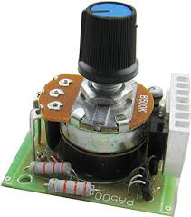 Yeeco SCR Electronic <b>Voltage</b> Regulator Motor Speed Control ...