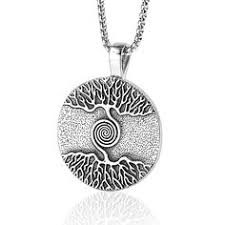 <b>KLDY viking</b> necklace amulet pendant stainless steel men jewelry ...