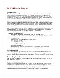 cna duties for resumes template cna duties for resumes