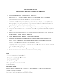 resume for a factory job factory worker resume factory resume examples