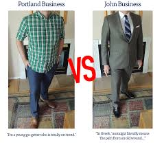 fast food critic tackles portland s professional dress code dress code until we got an email from our staffing agency just after we bought a new tie to match our blue mohair suit for that upcoming job interview