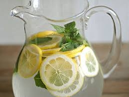 Image result for lemon and cucumber fruit infusion drink
