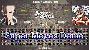 <b>Anime Super</b> Battle Stars MUGEN V1.<b>5</b> [<b>Super</b> Moves Demo ...
