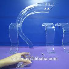 acrylic furniture legs exporter acrylic furniture legs exporter suppliers and manufacturers at alibabacom acrylic furniture legslucite table leghigh transparent