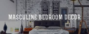 masculine bedroom decor bedroom male bedroom ideas