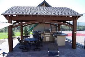 frame gazebos bridges pavilions outdoor structures