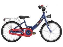 Купить <b>велосипед Puky ZL 18-1</b> Alu Capt`n Sharky, синий/красный ...