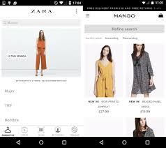mango app vs zara app which mobile marketing strategy generates zara app which mobile marketing strategy generates more engagement