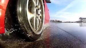 Intro Track Drive on the <b>Dunlop Direzza</b> ZII   Tire Rack - YouTube