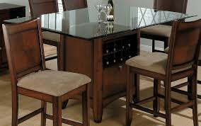 elmhurst pedestal dining table wine