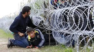 Resultado de imagen de fotos inmigrantes sirios