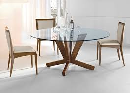 Glass Dining Room Tables Round Contemporary Kitchen Dining Room Designs With Contemporary Dining