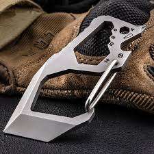 Outdoor multi function edc mini tool, <b>field survival</b> tool, <b>self defense</b> ...