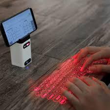 China <b>Bluetooth Virtual Laser Keyboard</b> Wireless Projection Mini ...