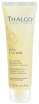 Купить Thalgo <b>гель</b>-<b>масло для снятия</b> макияжа Eveil A La Mer, 125 ...