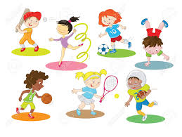 Image result for active week clipart