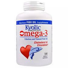 Kyolic Heart Support <b>Omega</b> - <b>3</b>