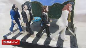 Beatles, <b>Rolling Stones</b> and more album covers as pottery - BBC News
