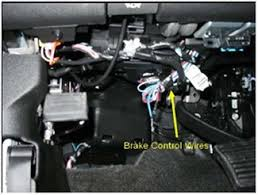 installing an electric brake controller on 2007 2013 gm full size brake control wires image