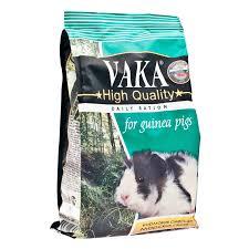 <b>ВАКА High Quality корм</b> для морских свинок