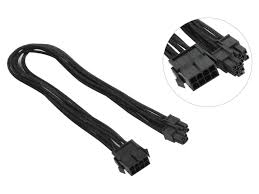 <b>Аксессуар Кабель Akasa Flexa</b> 8pin ATX Extension Cable 40cm ...