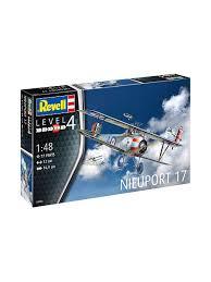 <b>Французский</b> истребитель Nieuport 17 Revell 7271985 в ...