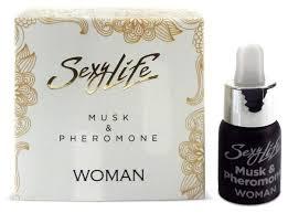 Купить Sexy Life <b>Женские духи с феромонами</b> Musk & Pheromone ...