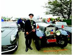 Image result for Restored car brings back lost pride Shriji Arvind Singh Mewar traces the journey of the 1924 Rolls-Royce