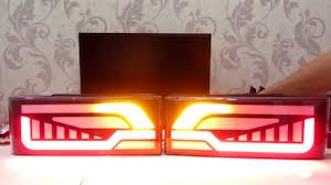 <b>Светодиодный</b> тюнинг <b>задних фонарей</b> ВАЗ 2109-2114 - YouTube