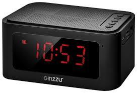 Купить Портативная акустика <b>Ginzzu GM</b>-881B черный по низкой ...