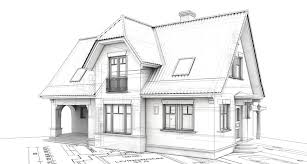images about house drawings on Pinterest   House sketch       images about house drawings on Pinterest   House sketch  Sketches and Architecture plan