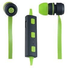 Беспроводные <b>наушники Perfeo SOUND STRIP</b>, зеленый ...