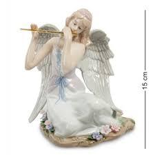 "<b>JP</b>-<b>16/11</b> Статуэтка ангел ""Волшебная флейта"" (<b>Pavone</b>) цена 2 ..."
