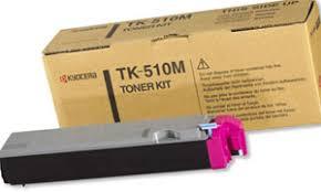 Заправка <b>картриджа Kyocera TK</b>-<b>510M</b> (1T02F3BEU0 ...