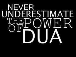 Image result for dua is the weapon of a believer