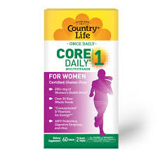 <b>Core Daily</b>-<b>1</b>® for Women - Country Life <b>Vitamins</b>