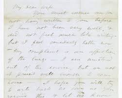 patriotexpressus unusual ideas about official letter sample on patriotexpressus lovely walt whitmans letter for a dying ier to his wife discovered npr easy