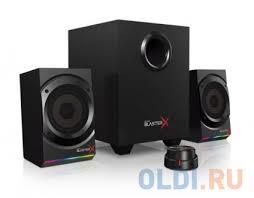 <b>Колонки Creative Sound BlasterX</b> Kratos S5 60Вт черный — купить ...
