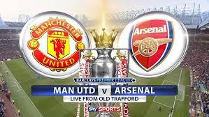 Manchester United vs Arsenal en vivo