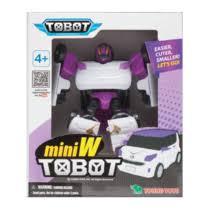 Робот-<b>трансформер Tobot</b> Mini W купить с доставкой по ...
