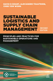 dissertation proposal on supply chain management sustainable supply chain management