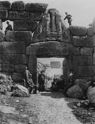 「Johann Ludwig Heinrich Julius Schliemann, ancient remains」の画像検索結果