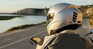 Первый в мире <b>мотошлем</b> с кондиционером | Журнал ...